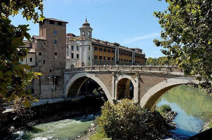 10 мостов, которые были построены тысячелетия назад, но используются до сих пор архитектура