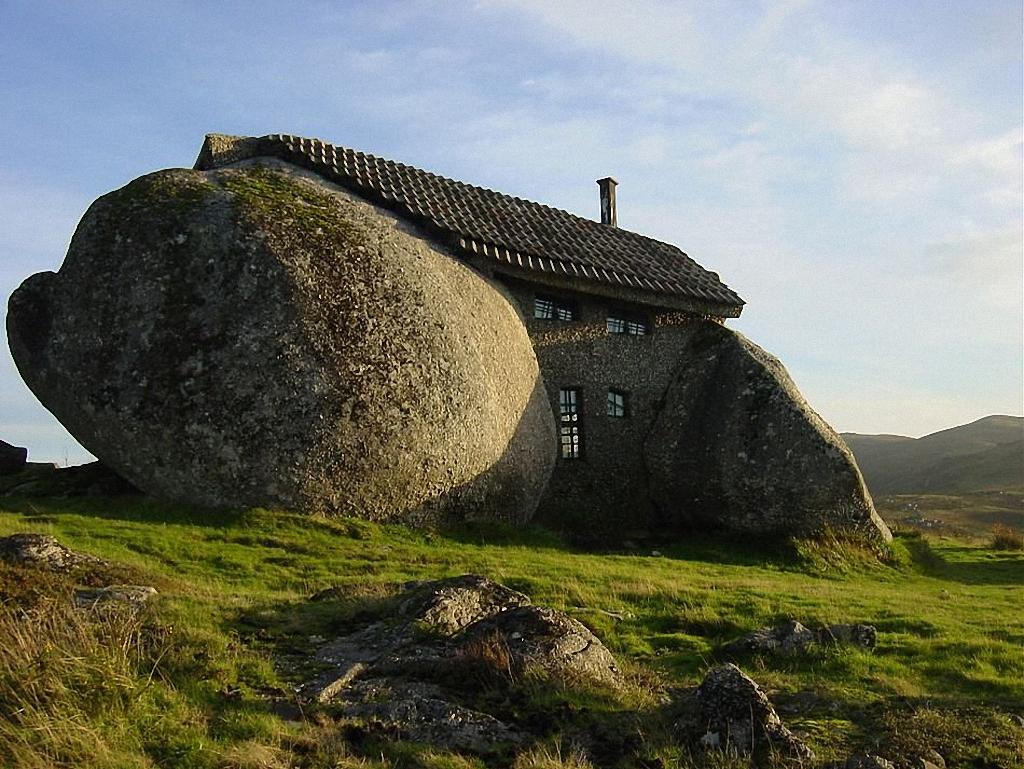 Самые необычные дома в мире архитектура