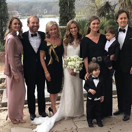 Внучка Джорджа Буша-старшего вышла замуж Свадьбы / Звездные свадьбы