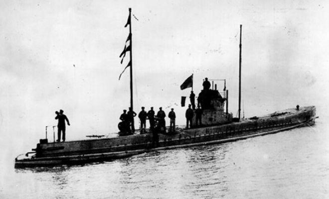 Нацистская субмарина-призрак: находка на спутниковых картах Культура