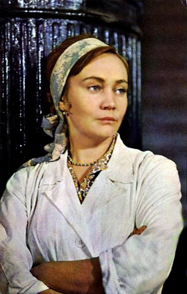 Любимые советские актрисы. Лариса Лужина.