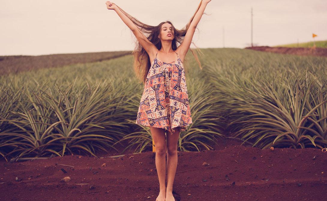 Шанель Стюарт: естественная магия красоты Девушки