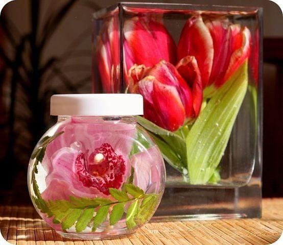 Как сохранить цветы при помощи глицерина Глицерин + коньяк + репейное масло