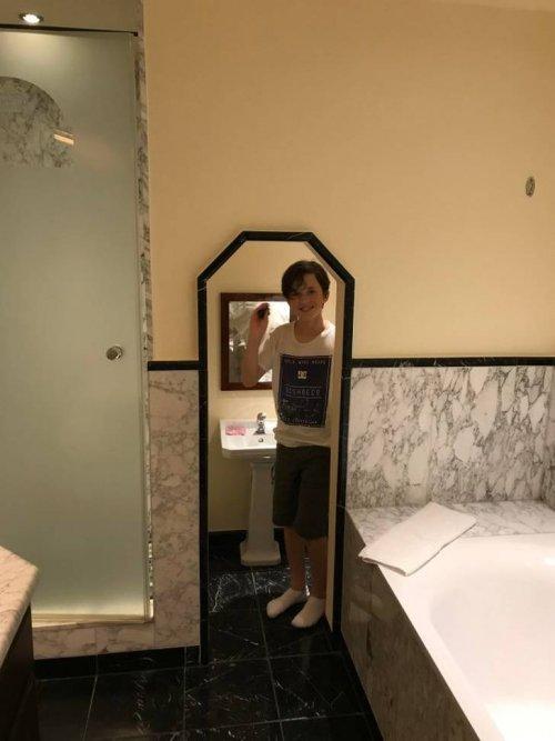 Приколы и странности в отелях