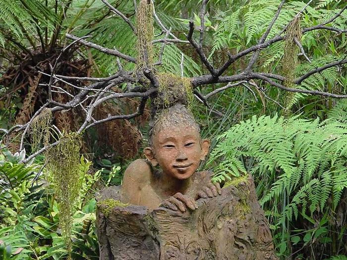 Сад Бруно Торфса - самая посещаемая достопримечательность Австралии Дальние дали