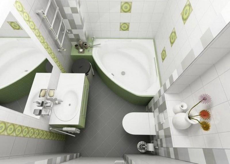 Отличные идеи для маленькой ванной комнаты ванная комната