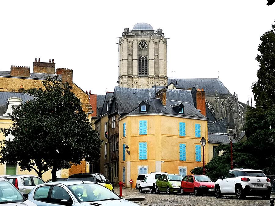 Ле-Ман. Франция. Путешествие В Средневековье авиатур