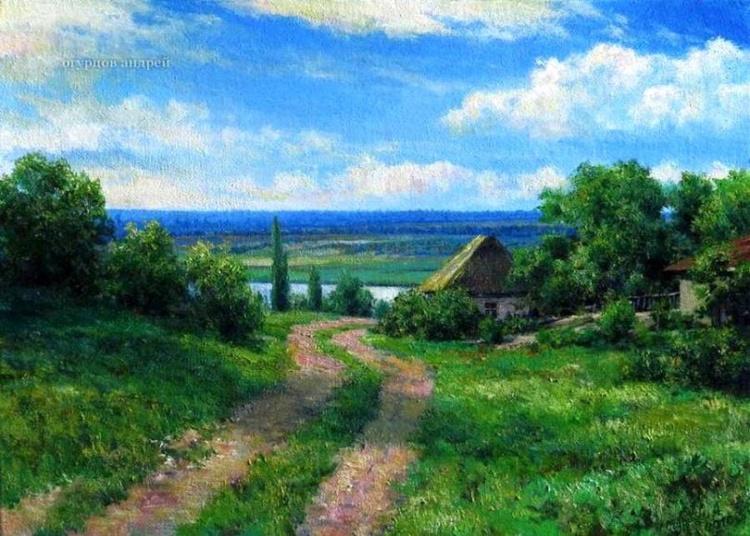 Изумрудные пейзажи