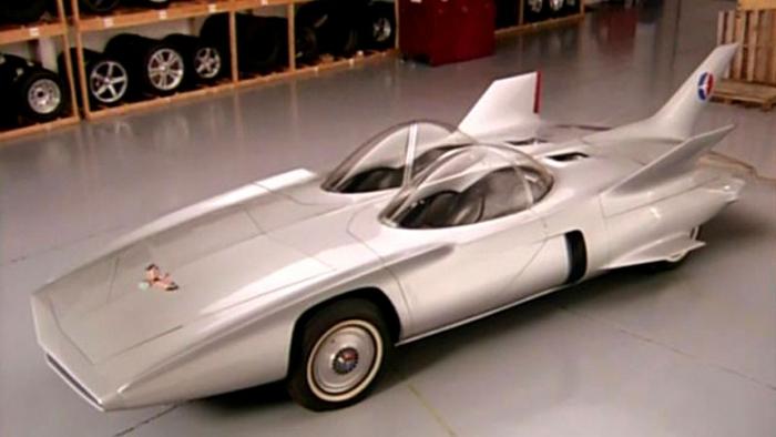 История беспилотных машин автомобили