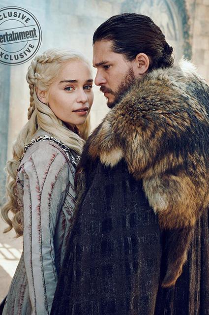 В сети появились новые постеры восьмого сезона