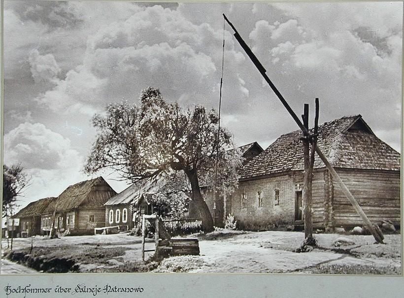 Советская деревня глазами немецкого солдата в 1942-43 годах интересное