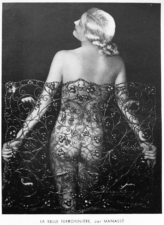 Эротика 30-х Фотография