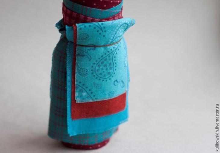 Мастер-класс: «Кукла на удачное замужество» мотанка