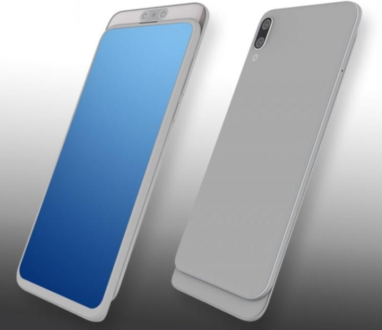 Huawei рассматривает возможность выпуска смартфона-слайдера новости