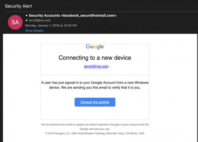 Мошенники крадут пароли через переводчик Google гаджеты