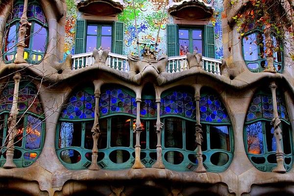 Самые необычные окна в мире архитектура