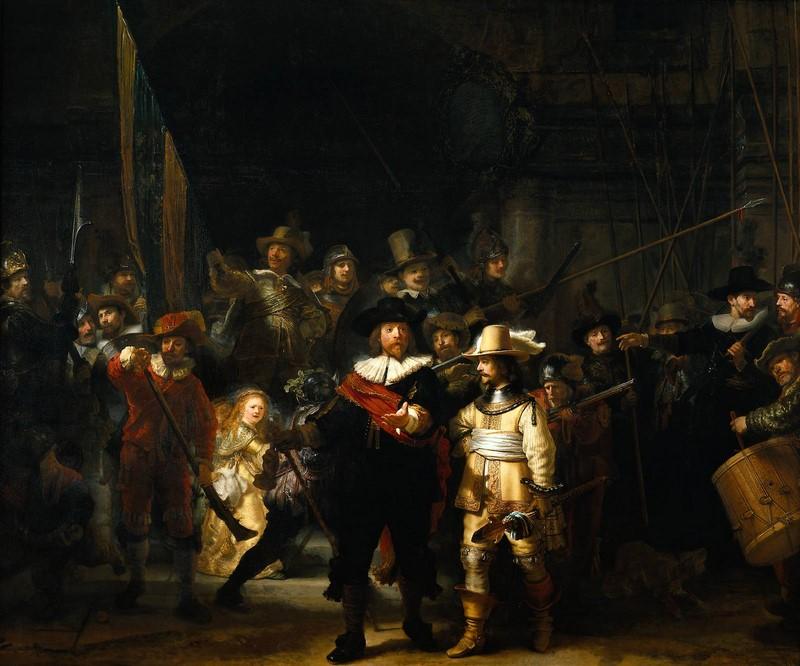50 шедевров живописи, которые обязан знать каждый образованный человек Живопись