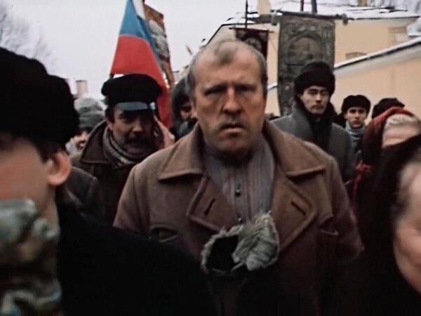 По настоящему Народный актер Анатолий Сливников.