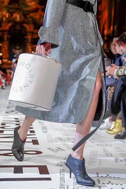 Неделя моды в Париже: Наталья Водянова, Тина Кунаки, Опра Уинфри на показе Stella McCartney осень-зима 20190/2020 thereshegrows