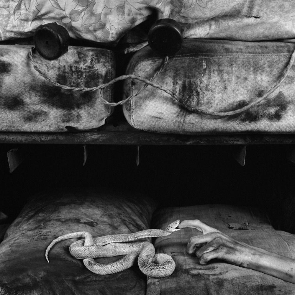 «Запределье» южноафриканского фотографа Роджера Баллена Фотография