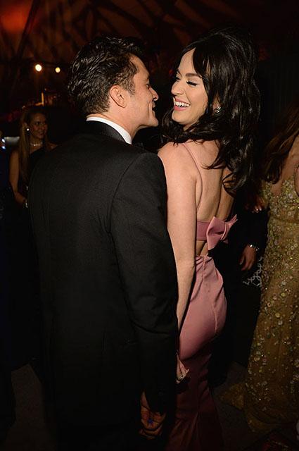 Кэти Перри призналась, что их с Орландо Блумом сблизила любовь к фастфуду Звездные пары
