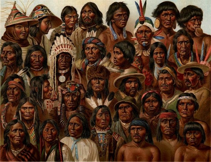 Мифы и правда об американских индейцах