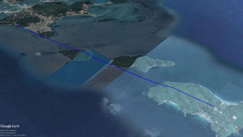 Прогулка по самой длинной канатной дороге в мире