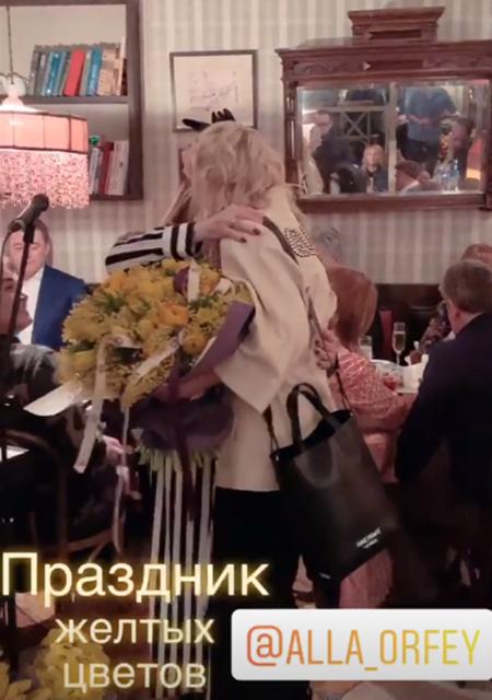 Кристина Орбакайте, Максим Галкин, Жасмин и другие на ежегодном весеннем празднике Аллы Пугачевой новости