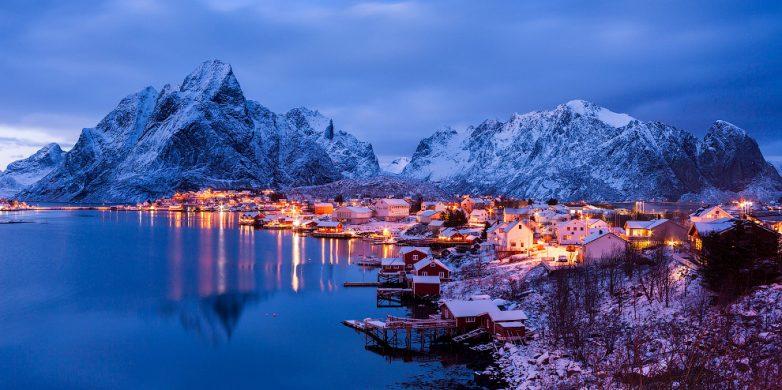 Крошечные, но такие очаровательные городки и деревеньки мира