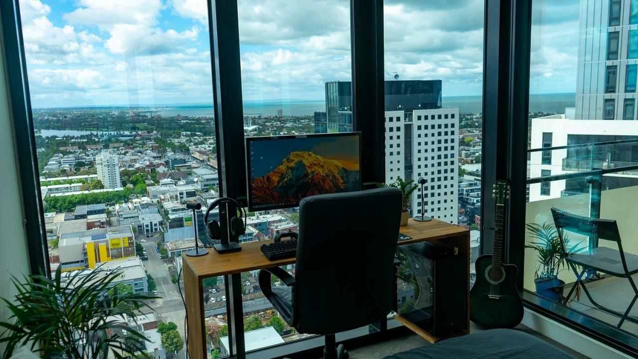 Райский уголок: как выглядит рабочее место мечты гаджеты