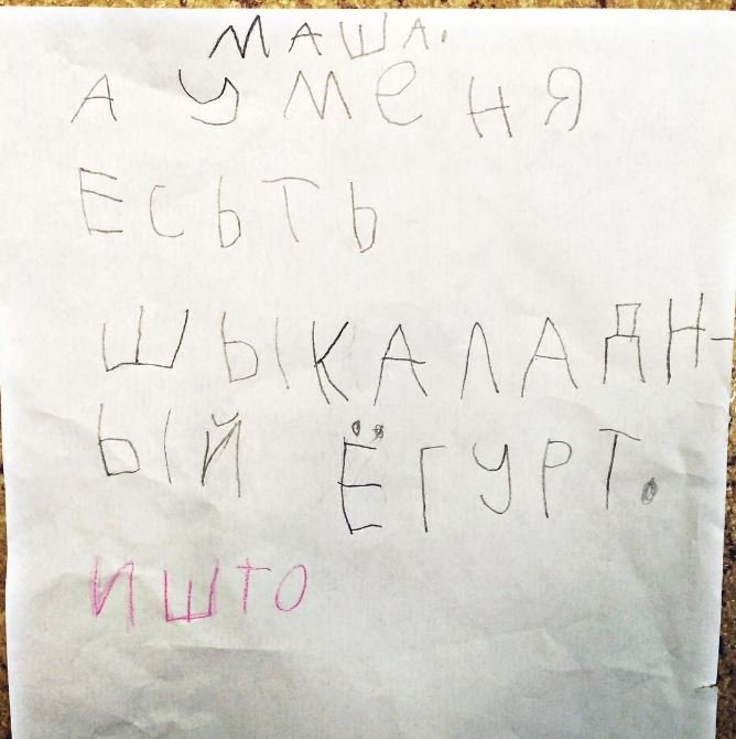 Честные высказывания детей о происходящем Весёлые