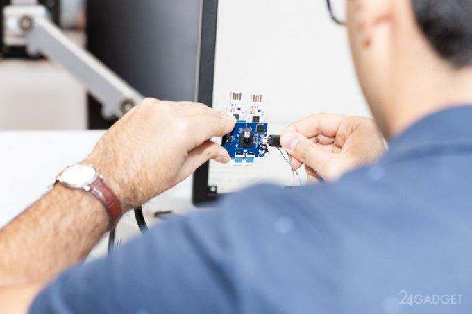 Новой мини-камере не нужно подключение к электросети гаджеты