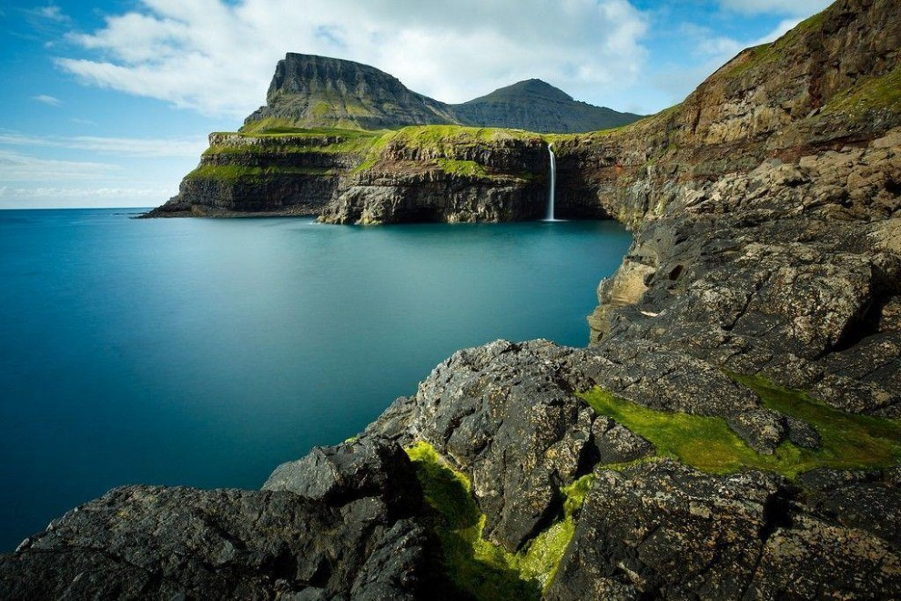 Затерянная от мира деревня на Фарерских островах туризм
