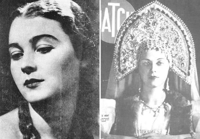 Как вице-мисс Россия — 1936 спустя 95 лет после эмиграции посетила родину Заморские звезды