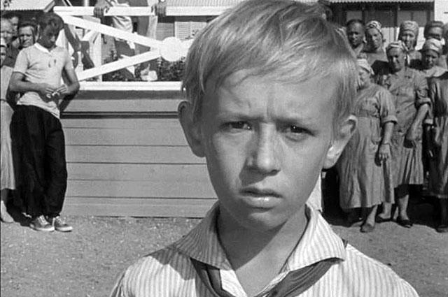 Тот самый Иночкин. Виктор Косых прославился ролями подростков и пионеров