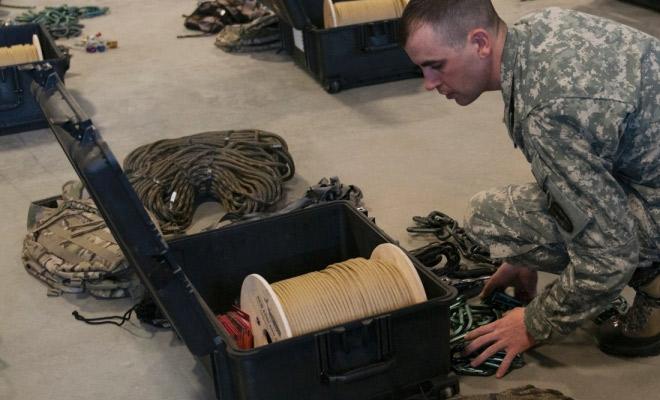 Как россияне служат в армии США Культура