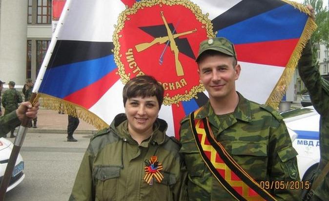 Командир женского танкового экипажа ЛНР перешла на сторону ВСУ война