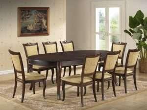 вибір столу і стільців