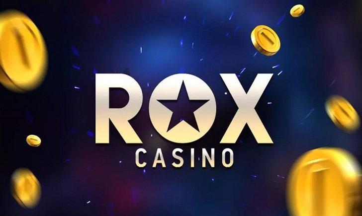 в казино Рокс